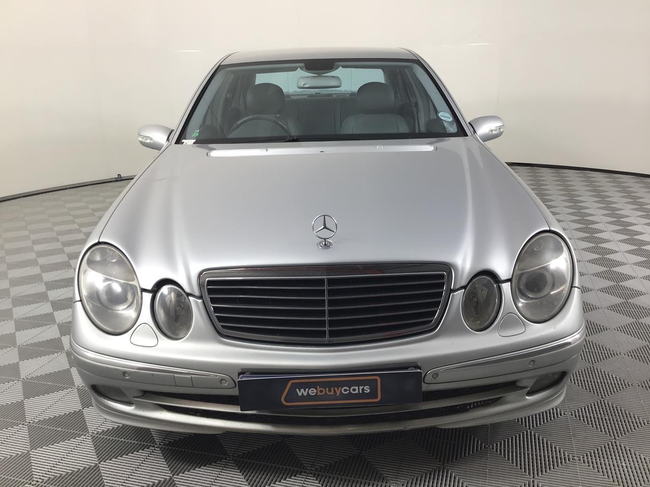 Used 2005 Mercedes-Benz E Class Sedan E 350 Avantgarde for ...